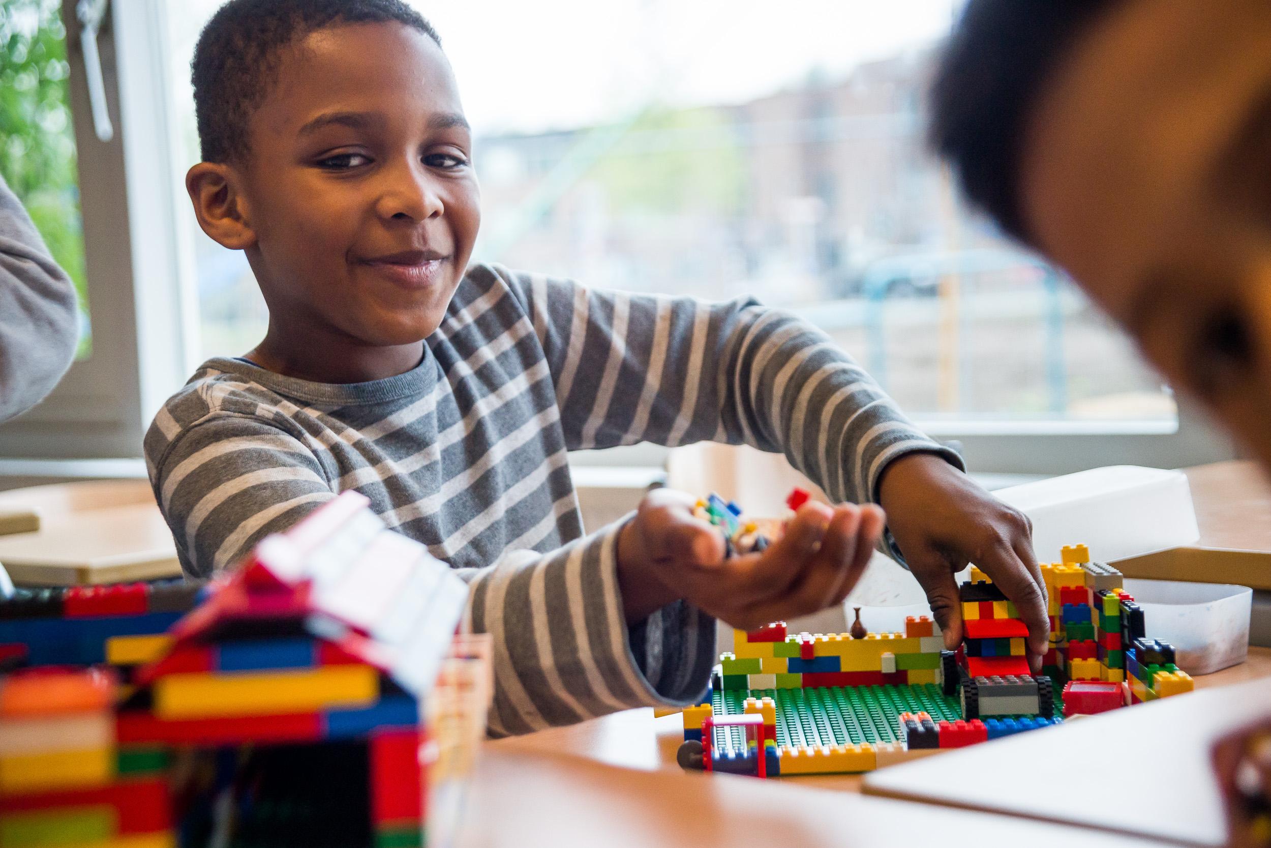 WNT Techn Lego SSG en WW jongen solo handvol