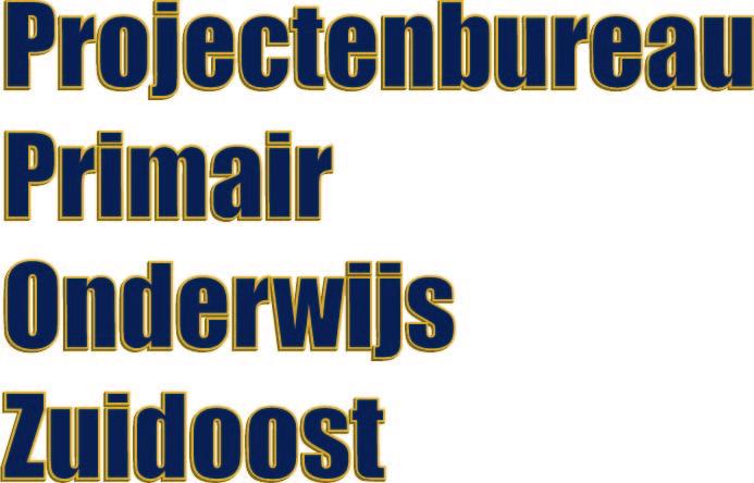 Projectenbureau Primair Onderwijs Zuidoost