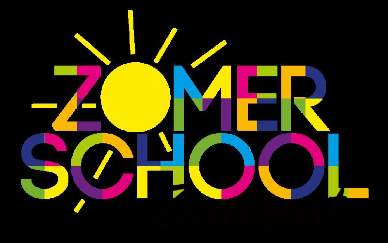 Zomerschool logo (met zuidoost)