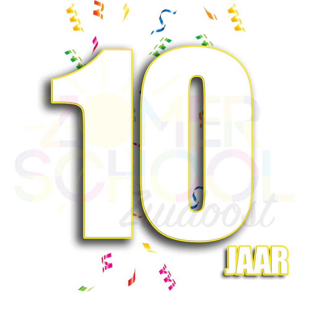 10JAARZS