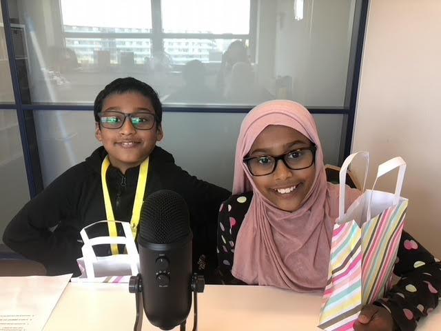 In de tweede aflevering van de Kindervreugde Podcast gaat Warsha in gesprek met Saaliha