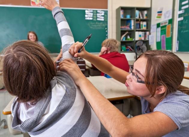 Als leerkracht besteed je weken aan het uitleggen van bijvoorbeeld breuken. Als een leerling het niet snapt dan leg je dat met veel geduld nog meerdere keren keer uit.