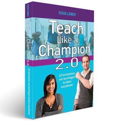 In Teach Like a Champion zijn de werkwijzen van honderden 'excellente leerkrachten' vertaald naar 62 technieken die jou helpen om meer uit je leerlingen te halen.