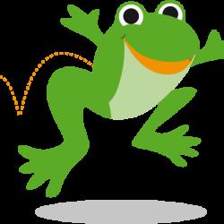 frog.jump
